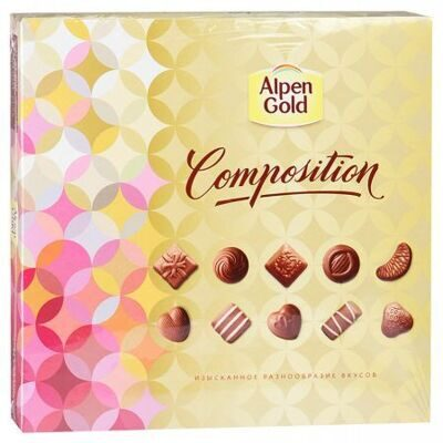 Alpen Gold Composition 140 гр.